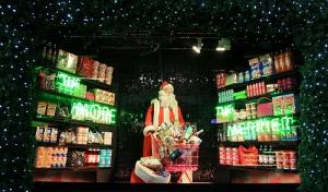 Christmas idolatry