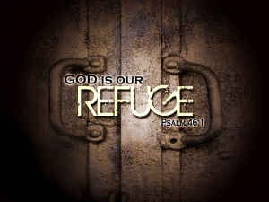 god-is-my-refuge