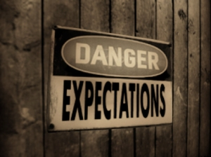 Danger-Expectation