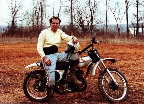 Dad Motorcycle